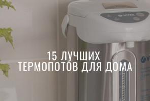 15 лучших термопотов для дома